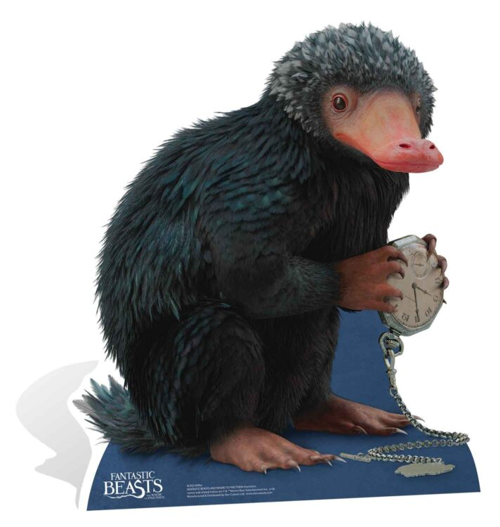 Sagoma cartonato Niffler Animali Fantastici