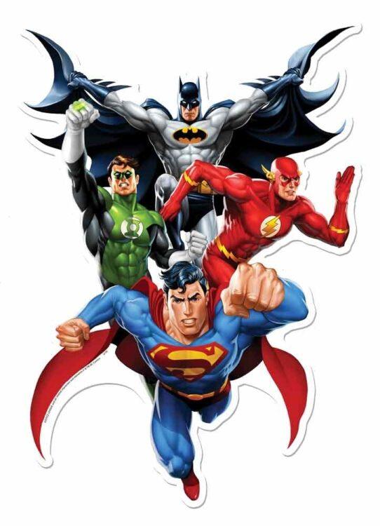 Wall-art Justice League - decorazione da parete