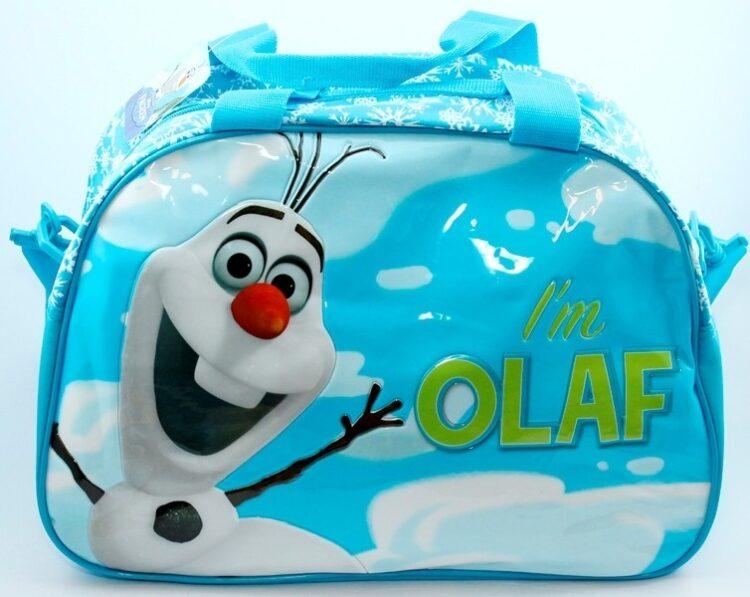 Borsone sport Olaf Disney Frozen