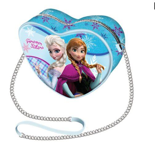 Borsetta cuore Disney Frozen Forever Sisters