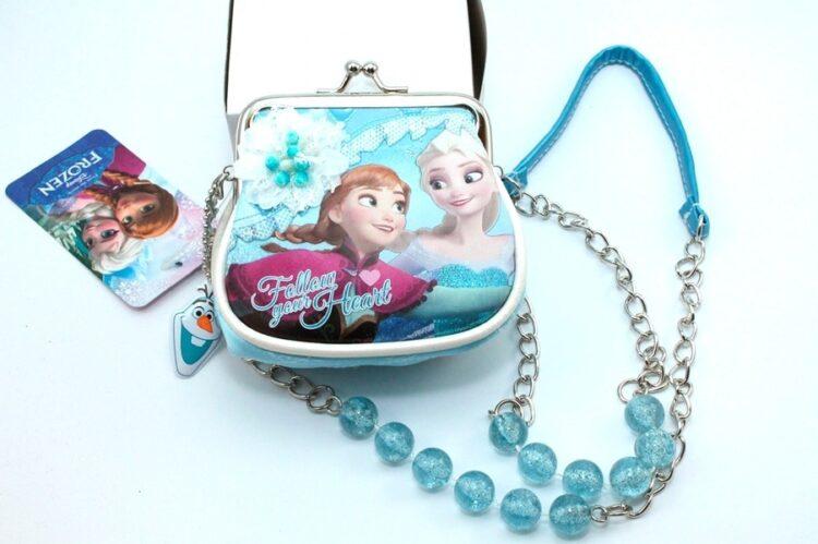 Borsetta Disney Frozen Follow Your Heart