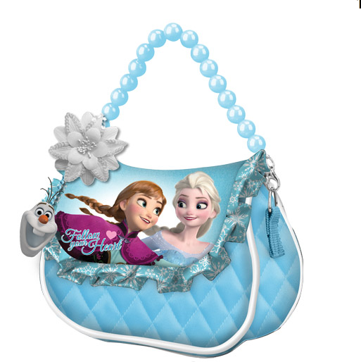 Borsetta con patta Disney Frozen Follow Your Heart