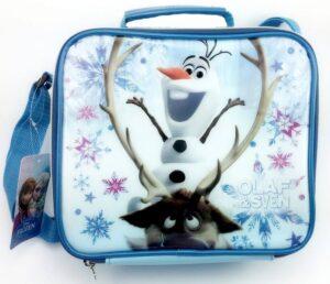 Borsa portamerenda Olaf & Sven Disney Frozen