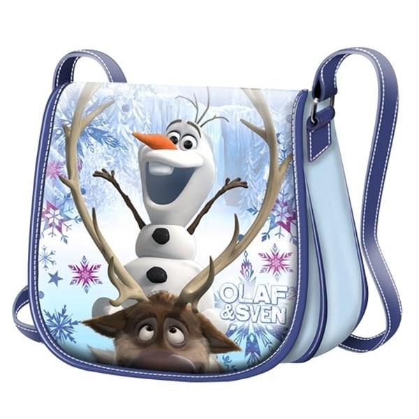 Borsetta con patta Disney Frozen Olaf & Sven