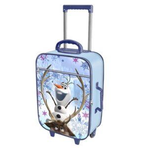 Valigia trolley Olaf & Sven Disney Frozen