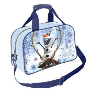 Borsone da viaggio Olaf & Sven Disney Frozen