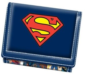 Portafogli velcro Superman DC Comics