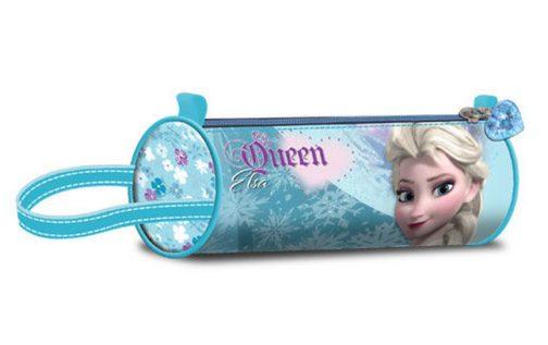 Astuccio cilindrico Disney Frozen Elsa
