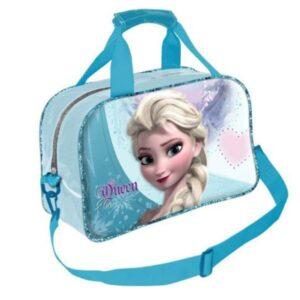Borsone sport Disney Frozen Elsa