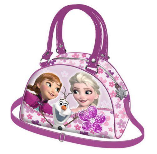 Borsa con manici Disney Frozen Flowers