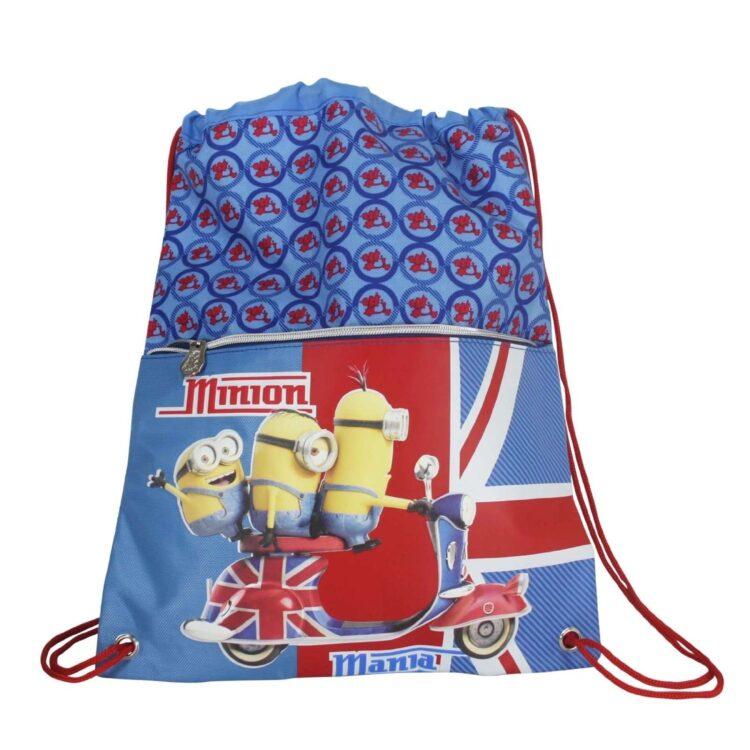 Sacca sport Minions Union Jack