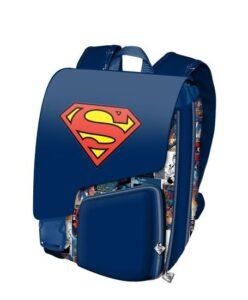 Zaino elementari Superman DC Comics