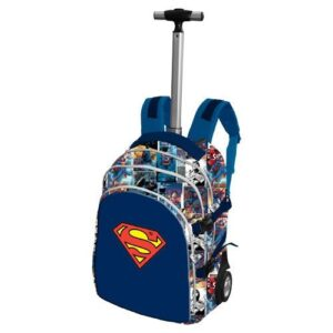 Zaino Trolley Superman DC Comics