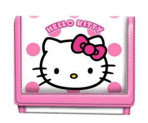 Portafoglio Hello Kitty Pois