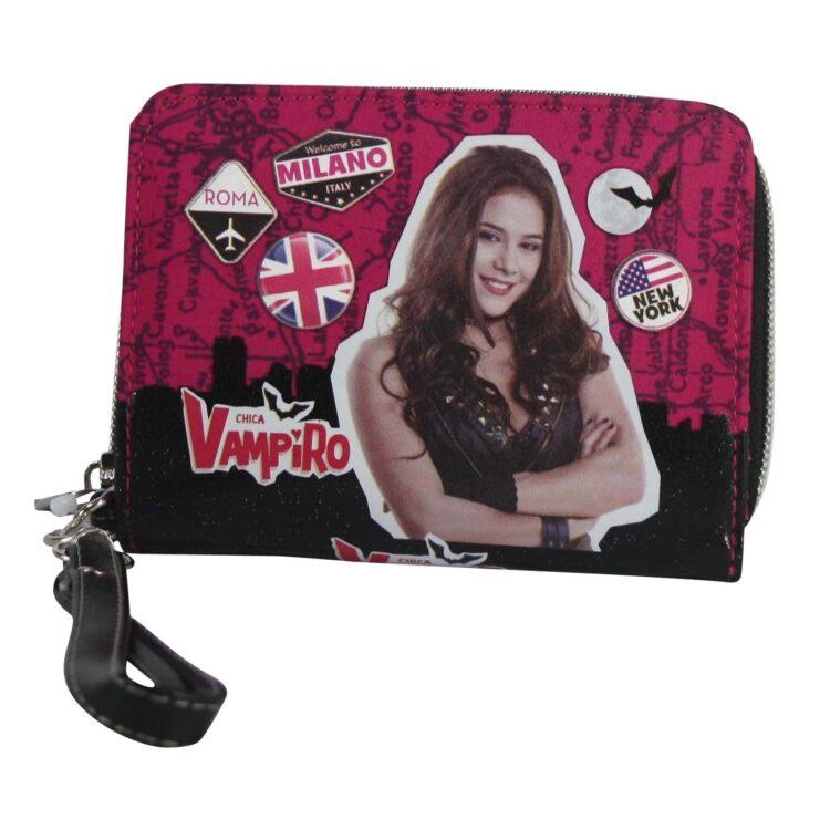 Portafoglio Chica Vampiro
