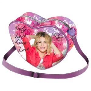 Borsa cuore Violetta Love