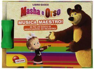 Masha e Orso. Musica maestro! Con 8 mini puzzle