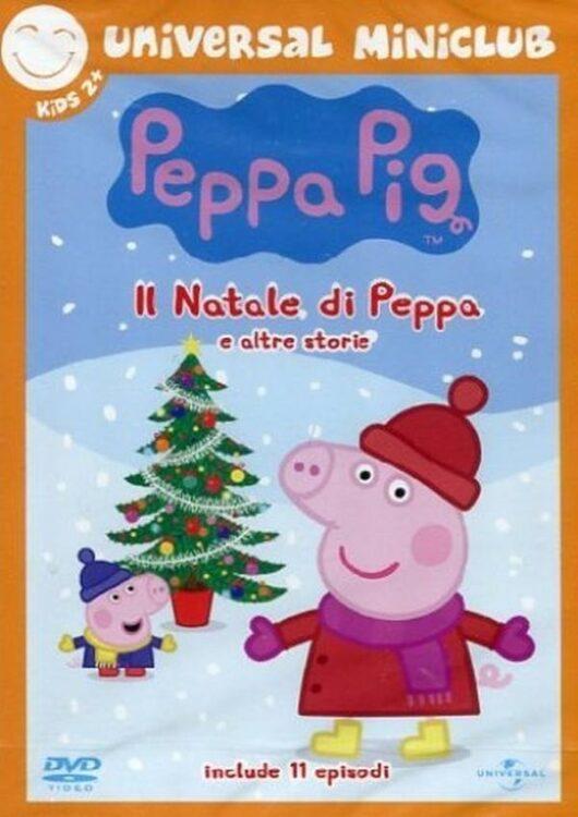 DVD Il Natale di Peppa Pig