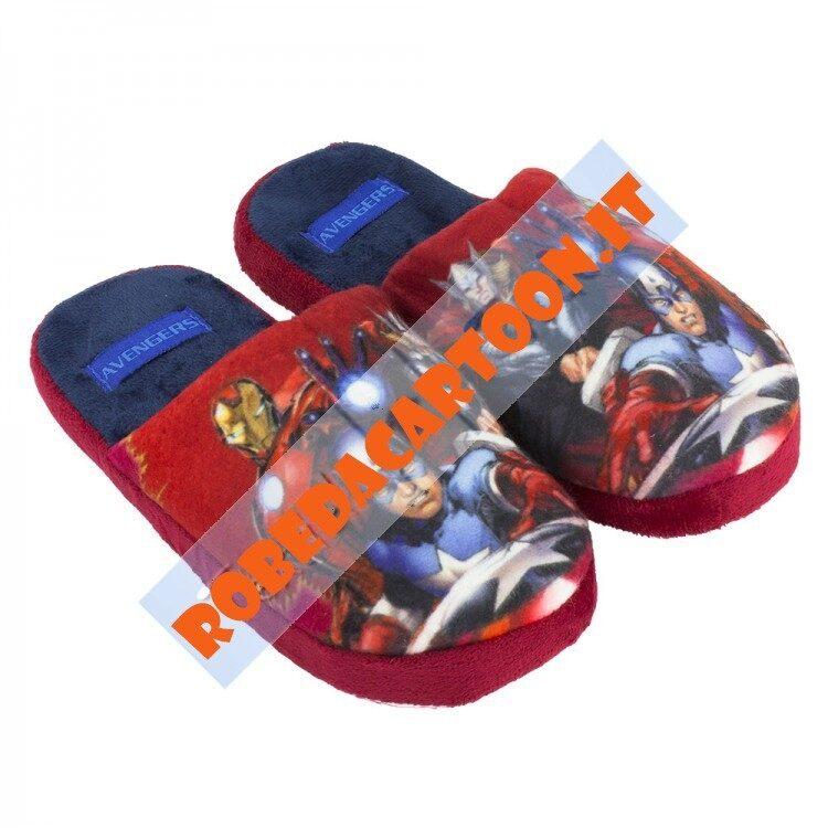 Pantofole bambino Avengers