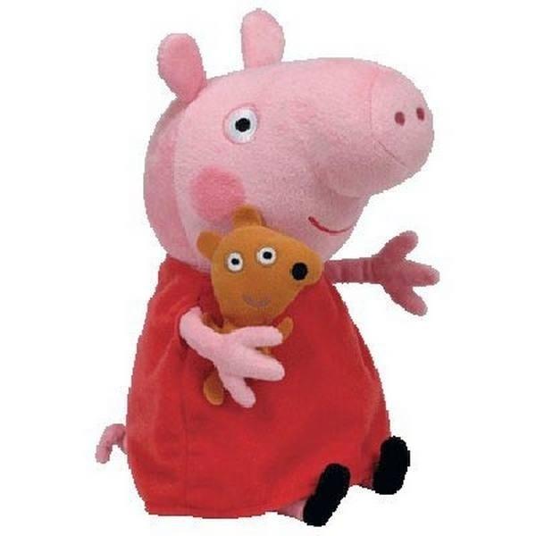 Peluche Peppa Pig 30 cm TY