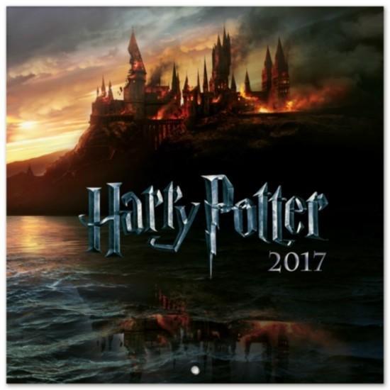 Harry Potter Calendario 2017 con poster in omaggio