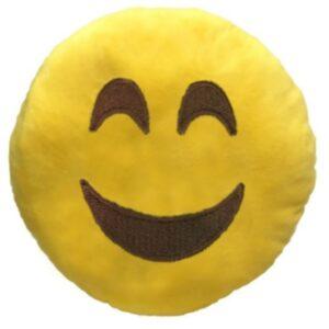 "Cuscino peluche Emoji ""Smile"""