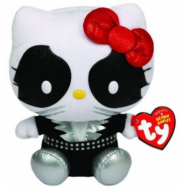 Peluche Beanie Hello Kitty Kiss Cat Man