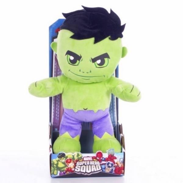 Peluche Hulk Eroi Marvel 25,5cm