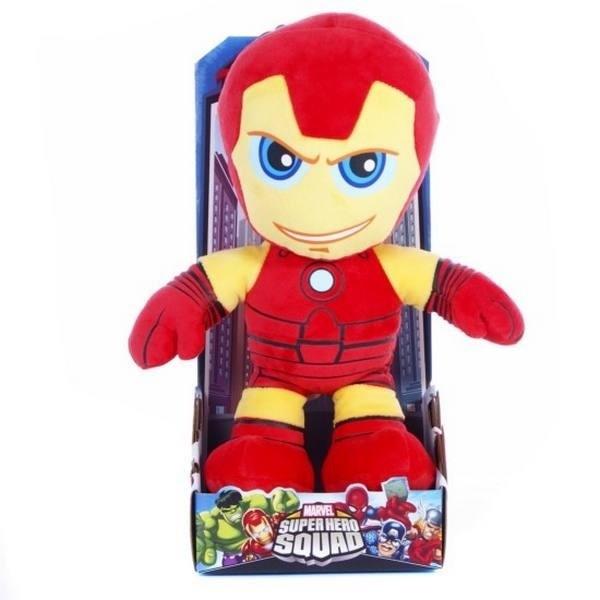 Peluche Iron Man Eroi Marvel 25,5cm