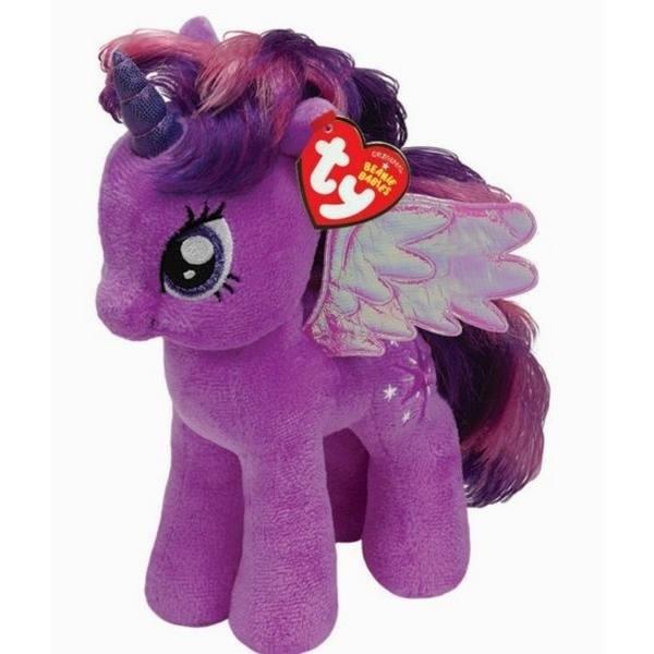Peluche Twilight Sparkle My Little Pony 26cm