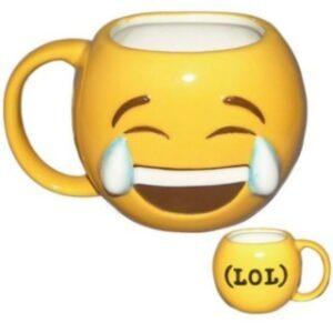 """Tazza Emoji """"LOL"""""""