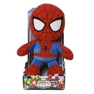 Peluche Spiderman Eroi Marvel 25,5cm