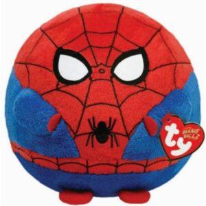 Peluche tondo Spiderman