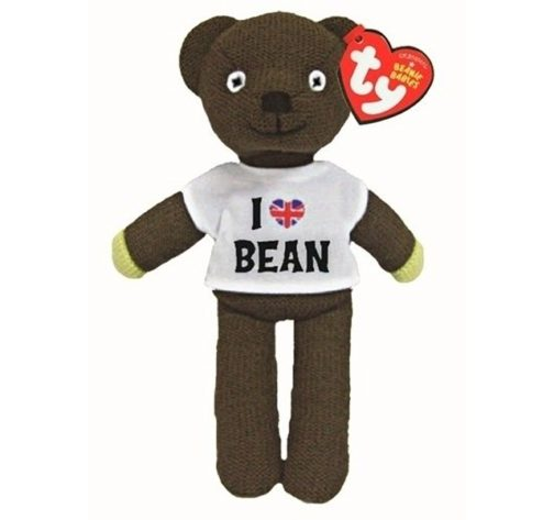 Peluche Mr Bean Teddy Bear con T-Shirt