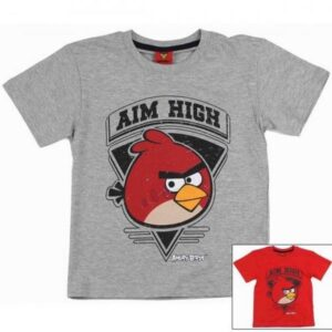 T-Shirt Angry Birds 'Aim High'