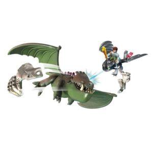 Coppia personaggi Dragon Trainer