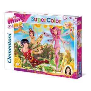Puzzle Mia and Me 104pz