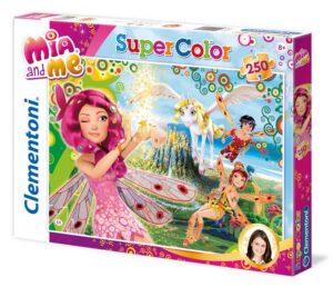 Puzzle Mia and Me Regno Fatato 250pz