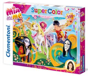 Puzzle Mia and Me Onchao 250pz
