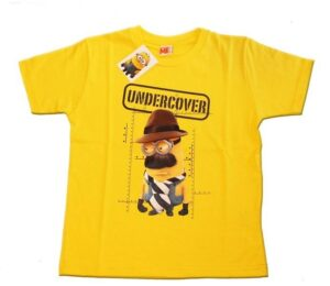 "T-Shirt Minions Cattivissimo Me ""Undercover"""