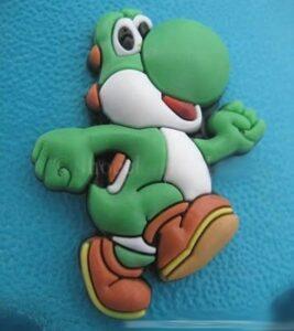 Jibbitz per Crocs Super Mario Yoshi