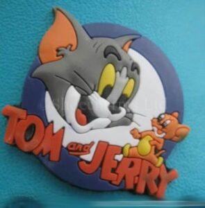 Jibbitz per Crocs Tom & Jerry