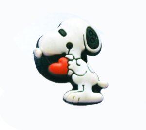 Jibbitz per Crocs Snoopy