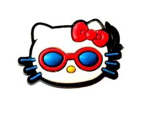 Jibbitz per Crocs Hello Kitty Diva
