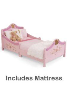 Lettino Principesse con materasso incluso