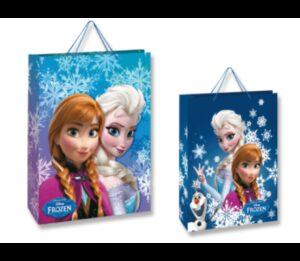 Set 12 sacchetti per regalo Frozen 33x45,5x10cm