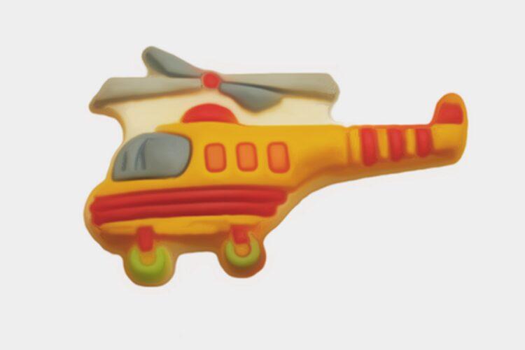 Pin per Crocs o braccialetti Elicottero dei Pompieri