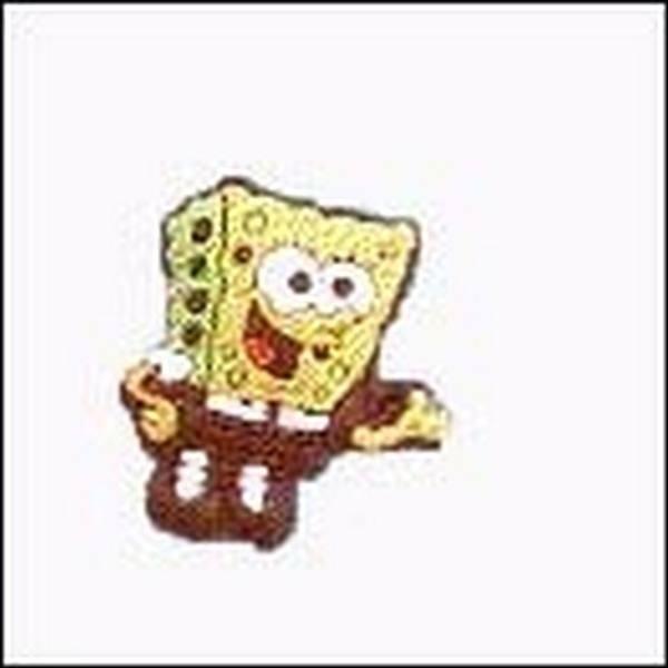 Pins per Crocs o braccialetti SpongeBob