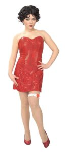 Costume ufficiale adulti Betty Boop