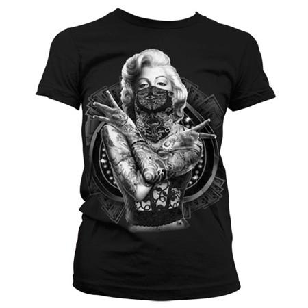 Monroe Outlaw T-shirt donna